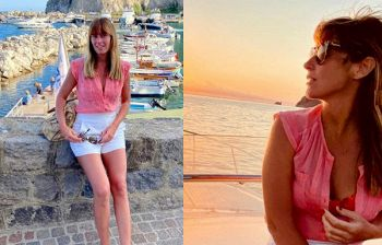 Maria Elena Boschi scopre Ischia: