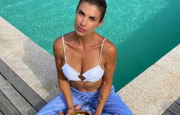 Elisabetta Canalis, aggressione in vacanza: