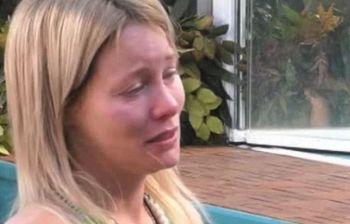GF vip, Flavia Vento in lacrime e nel panico abbandona la casa: ecco perché