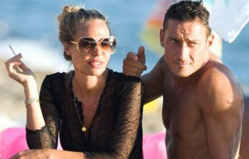Ilary Blasi sorprende Totti: