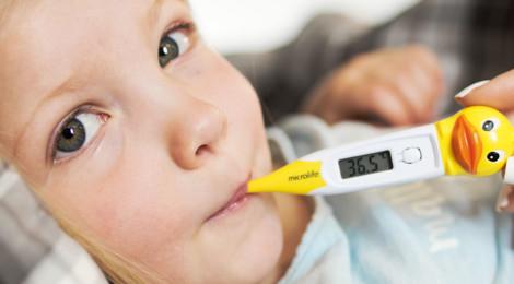 Misurare la febbre: come e quando aggiungere mezzo grado alla temperatura