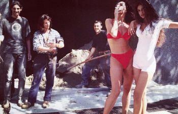 "Rosita e Alessandra Celentano, spunta una foto ricordo: ""audaci cugine�"