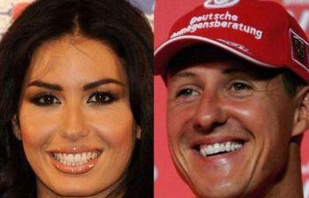 La verità su Schumacher. La Gregoraci svela le sue condizioni al GF Vip