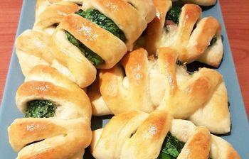Facili da fare: Pan cornetti al latte ripieni