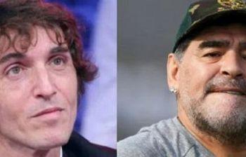 Cruciani attacca Parenzo su Maradona che a microfoni spenti aveva detto...