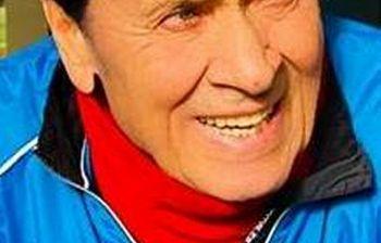 Gianni Morandi, incontro spiacevole durante il jogging e lui perde la calma