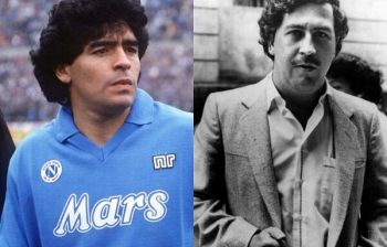 Quando Maradona giocò per Escobar il più grande narcotrafficante di...
