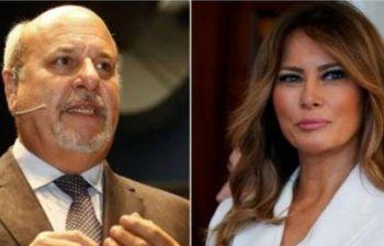 Rai1: giornalista cafone dà della «escort» a Melania Trump, le reazioni...