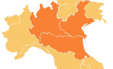 Come sapere in che zona mi trovo? Arancio, rossa o gialla?