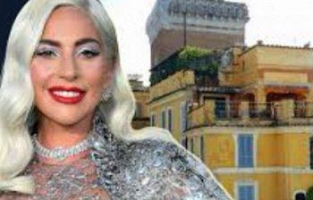 Lady Gaga è a Roma per interpretare Patrizia Reggiani l'assassina di...