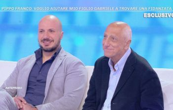 Pippo Franco in tv:
