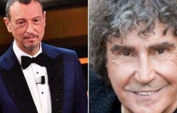 Niente omaggio a D'Orazio a Sanremo e Red Canzian dichiara: