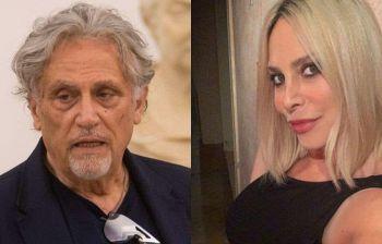 Stefania Orlando contro Andrea Roncato: