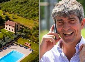 Secondo furto in casa di Paolo Rossi: