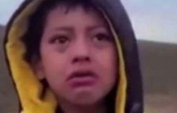 Dramma alla frontiera americana: rapito un bambino che... (video)