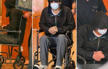 Brad Pitt in sedia a rotelle a Beverly Hills: ecco cosa gli è successo
