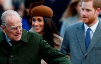 Meghan e Harry, il messaggio per Filippo fa infuriare tutti, vergognoso!