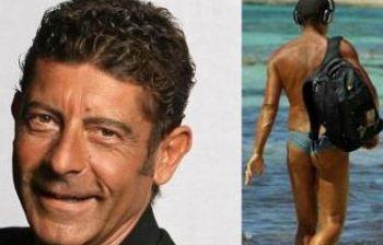 Quello che non sapete di Luca Laurenti, è nudista, appassionato di…