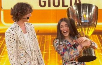 Amici: vince Giulia