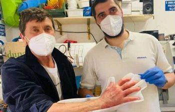 Gianni Morandi continua la convalescenza dopo il grave incidente