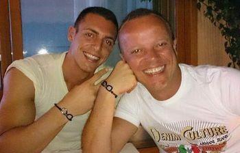 """Il figlio di Gigi d'Alessio accusato dalla colf: """"Mi ha picchiato perché.."""