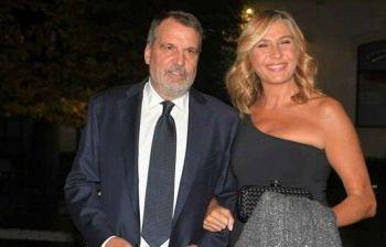 Myrta Merlino e l'amore con Marco Tardelli: «Impazzisco se non stiamo insieme»
