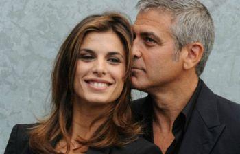 George Clooney torna a parlare dell'ex, Elisabetta Canalis: «Non sapete cosa mi faceva...»