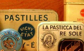 La farmacia d'epoca: il fascino delle vecchie scatole di latta dei farmaci