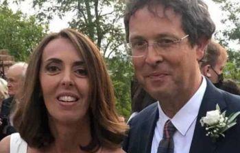 Mentana annuncia le nozze: la Sardoni si è sposata vicino Siena