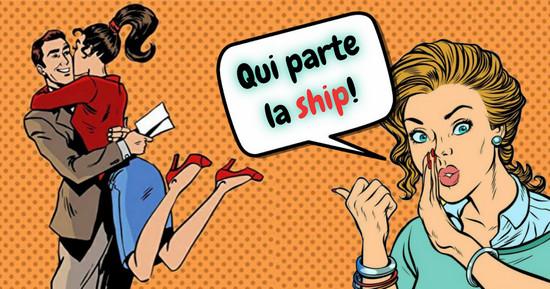 """Cosa significa """"shippare""""?"""