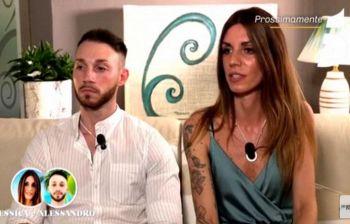 Temptation, Alessandro spacca tutto e molla Jessica: