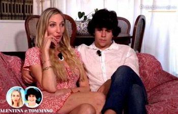 """Temptation: Tommaso sta riconquistando Valentina?""""Più innamorati che mai�"""