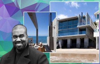 Kanye West: per la sua nuova casa ha speso 57 milioni di dollari
