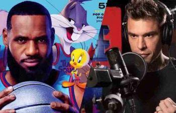 LeBron James manda un video messaggio a  Fedez: il rapper sotto choc