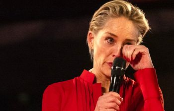 Sharon Stone dopo la morte del nipotino: