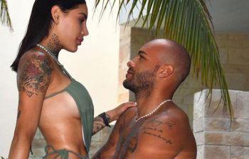 Marcell Jacobs in vacanza con Nicole, le loro foto fanno il giro del mondo