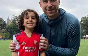 Zayn (5 anni) il 'piccolo Messi' ingaggiato dall'Arsenal è un fenomeno