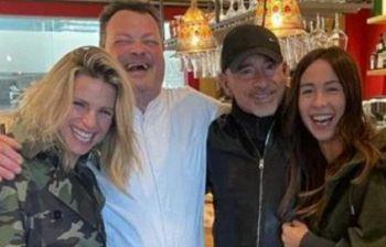 Ramazzotti-Hunziker, reunion a Brescia per il pranzo con Aurora, per lei...