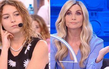 Amici21: Lorella Cuccarini