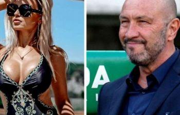 Walter Zenga molla anche la seconda moglie a Dubai e torna con una 30enne