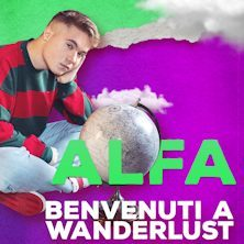 Alfa-Benvenuti a Wanderlust