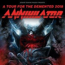 Annihilator + guest