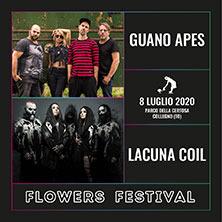 Guano Apes + Lacuna Coil