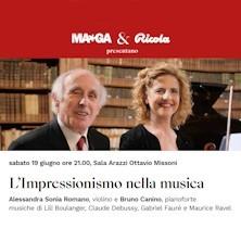 L'Impressionismo nella musica