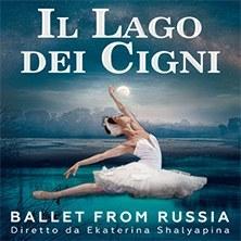 Il Lago dei Cigni - Ballet from Russia