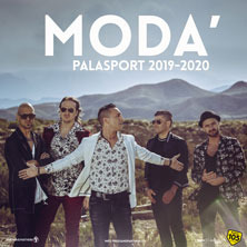 Moda' - PARTERRE EARLY ENTRY PACKAGE