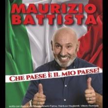 Maurizio Battista in Che Paese e' il mio Paese
