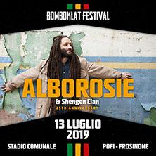 Alborosie & Shengen Clan - Bomboklat Festival