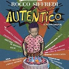 AUTENTICO di Luciano Melchionna con Rocco Siffredi