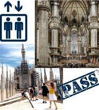 Duomo Pass Lift Duomo Pass Ascensore 7614219 101 Il 22